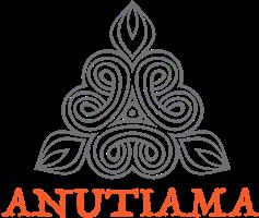 Anutiama Runes Retina Logo
